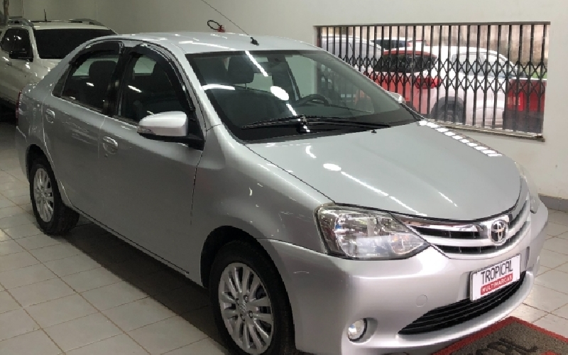 Toyota - Etios - Tropical Multimarcas