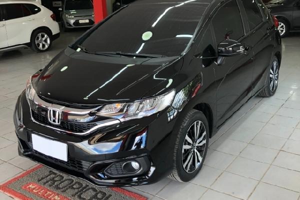 Honda - Fit - Tropical Multimarcas