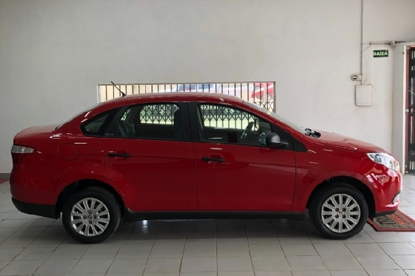 Fiat - Grand Siena - Tropical Multimarcas