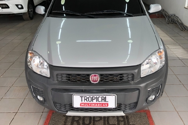 Fiat - Strada - Tropical Multimarcas